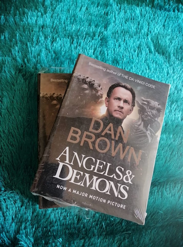 Dan Brown Angels