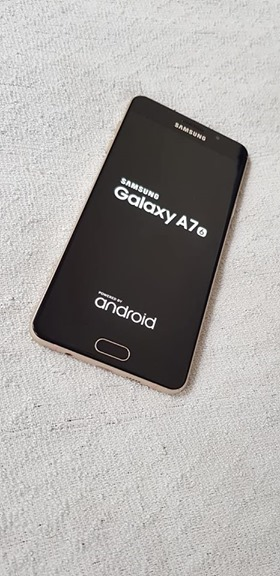 Galaxy A7 2016 Gold Duos