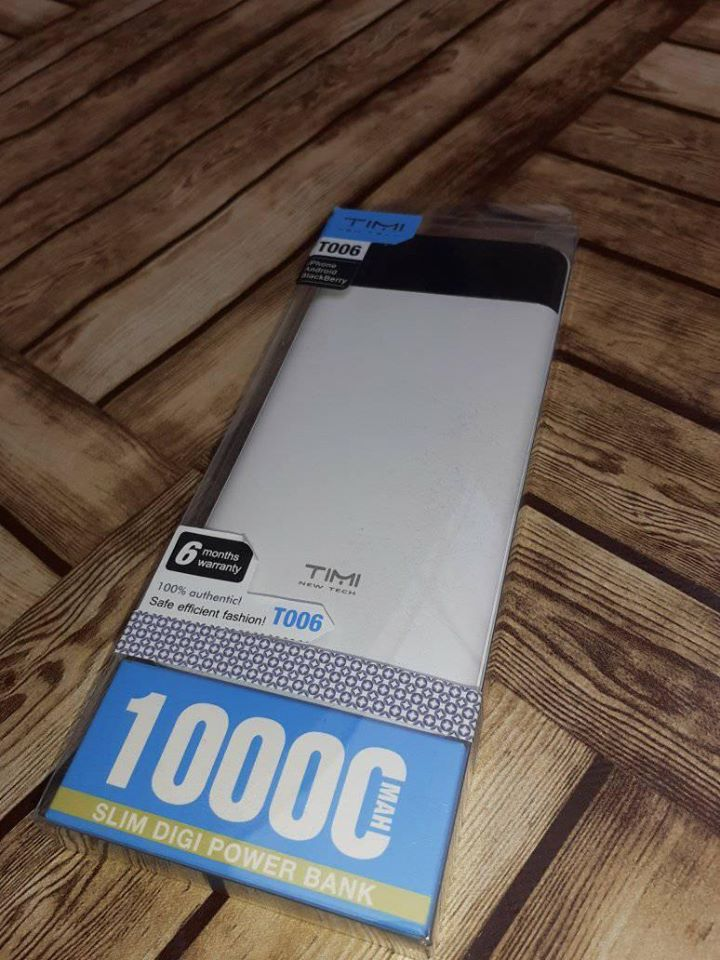 power bank TIMI